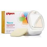 PIGEON Compact Powder Squalane Yellow 14gr [PR080303] - Make-Up Powder